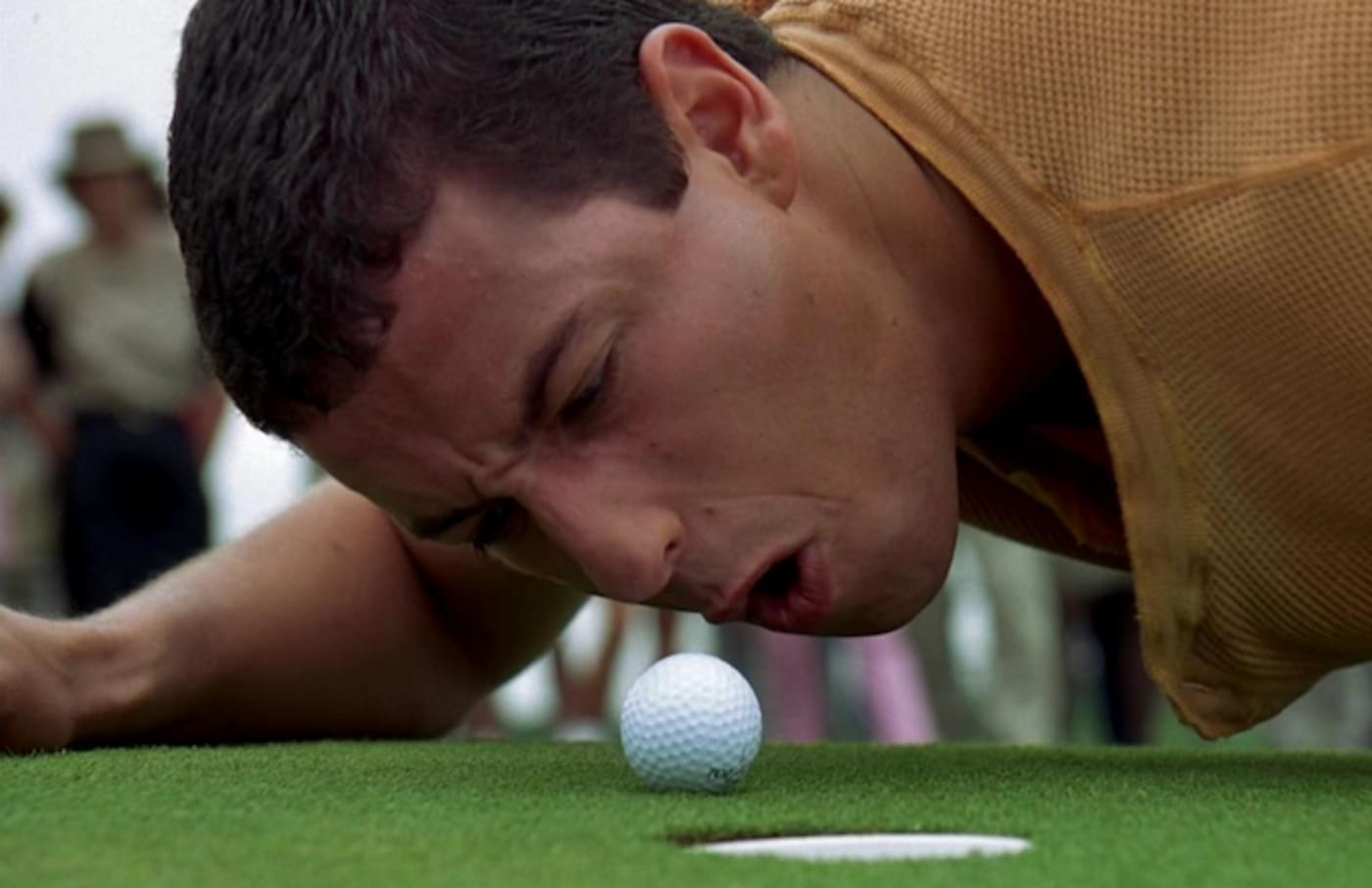 Adam Sandler in 'Happy Gilmore'