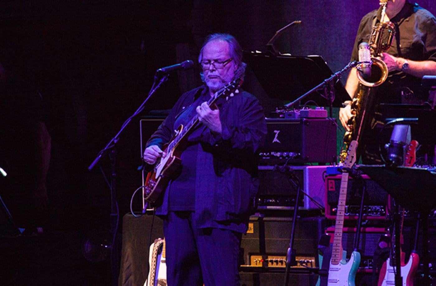 This is a photo of Steely Dan.