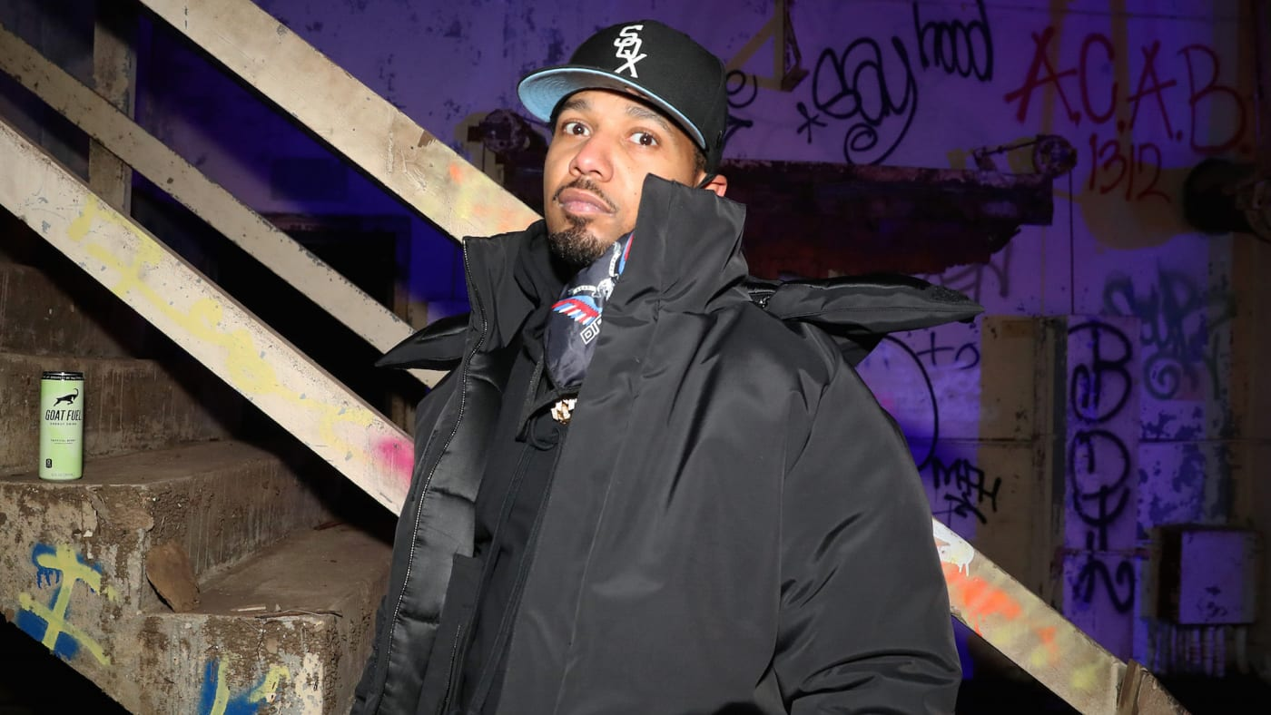 """Juelz Santana attends the """"Drip, Sauce, Swag"""" Listening Party"""