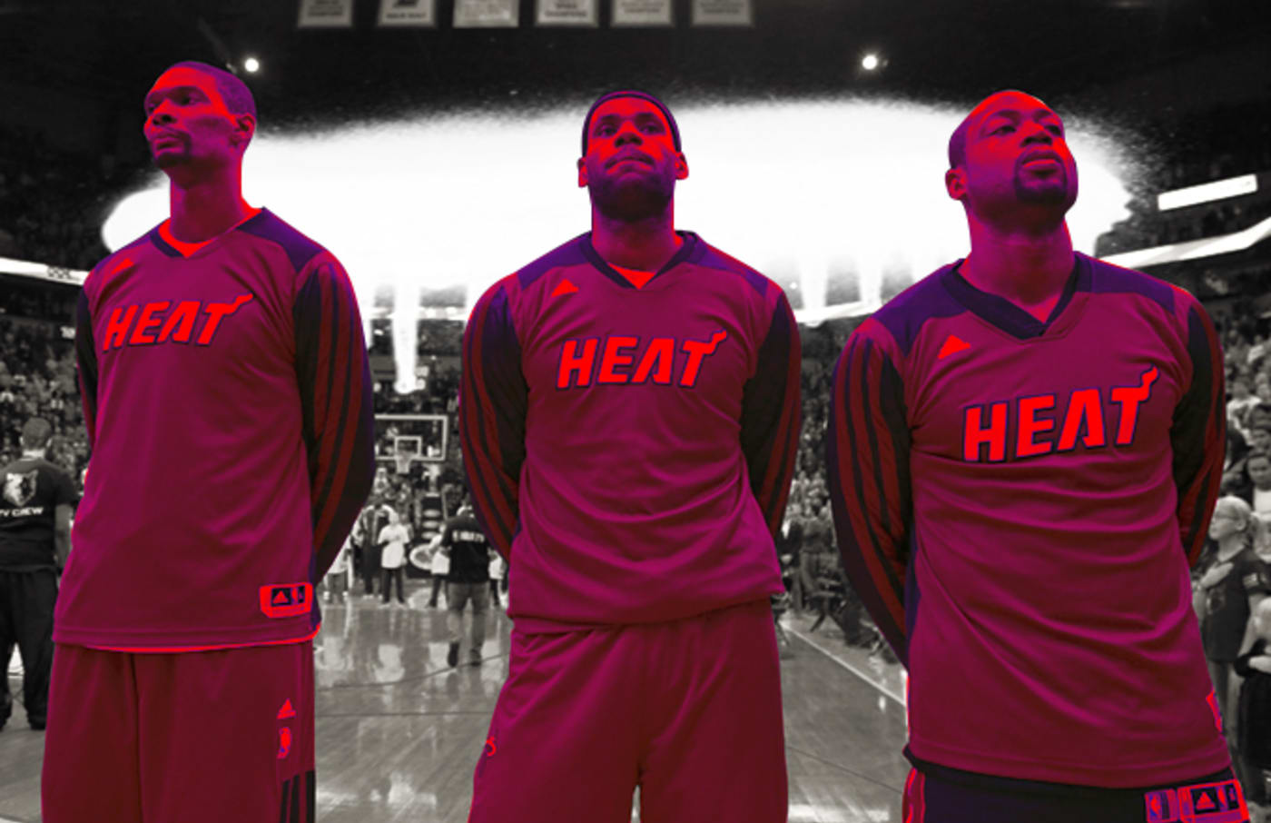 Big Three Heat