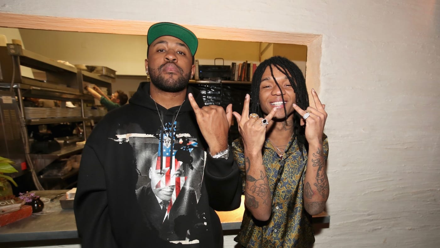Mike Will Made It and Swae Lee