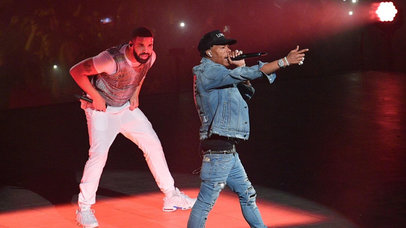 Drake Lil Baby