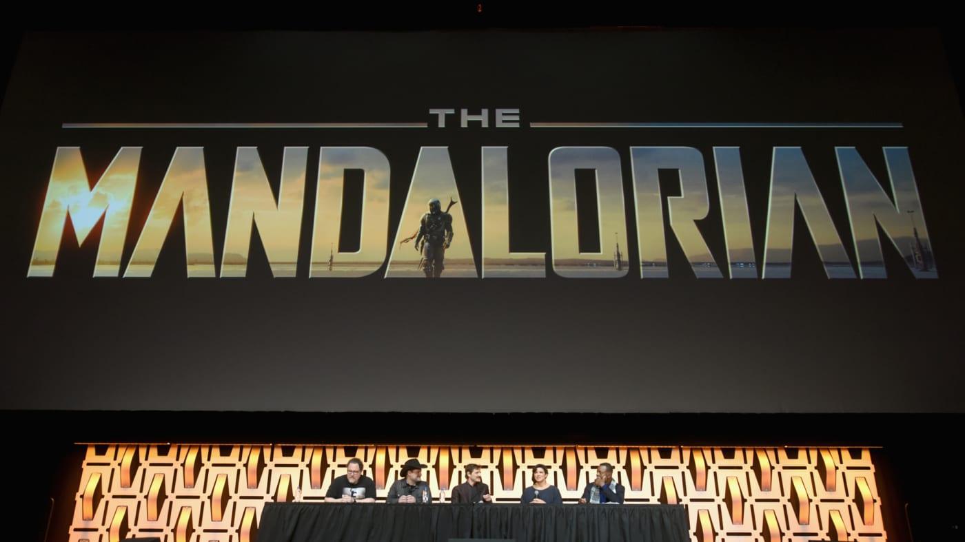 Panel on The Mandalorian