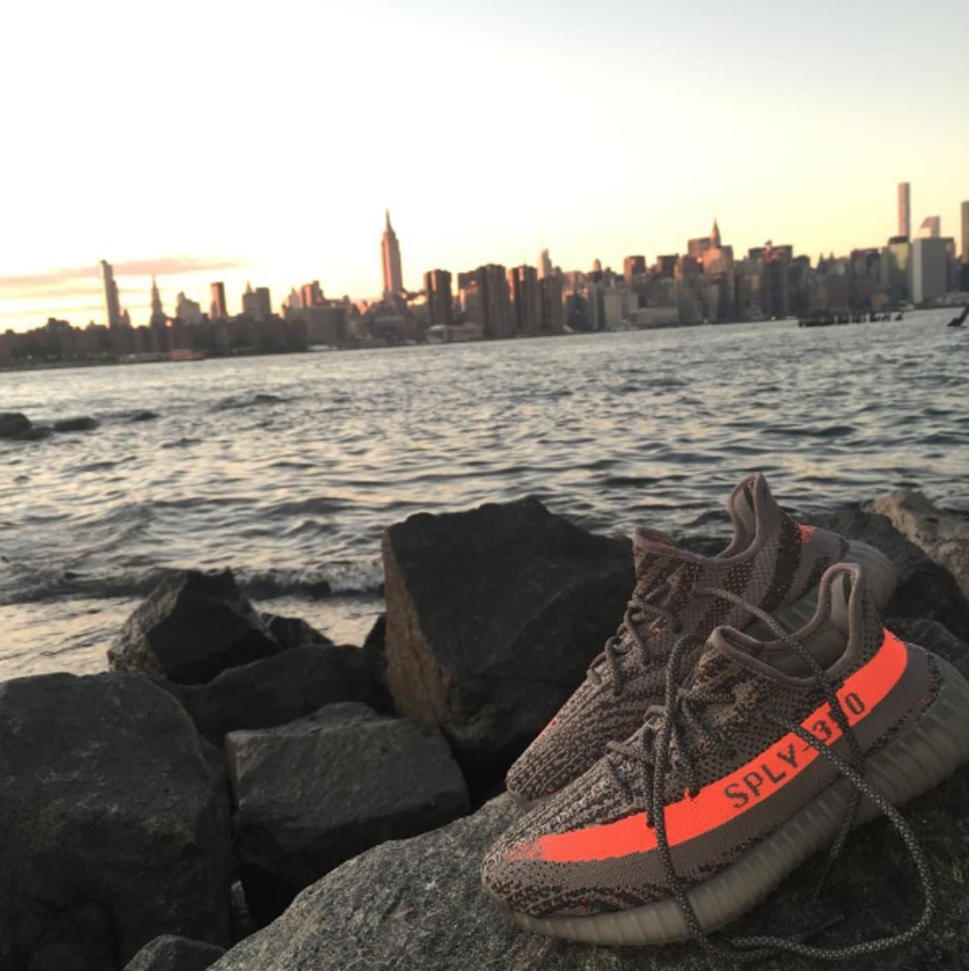 Adidas Yeezy Boost 350 v2 LSWOP
