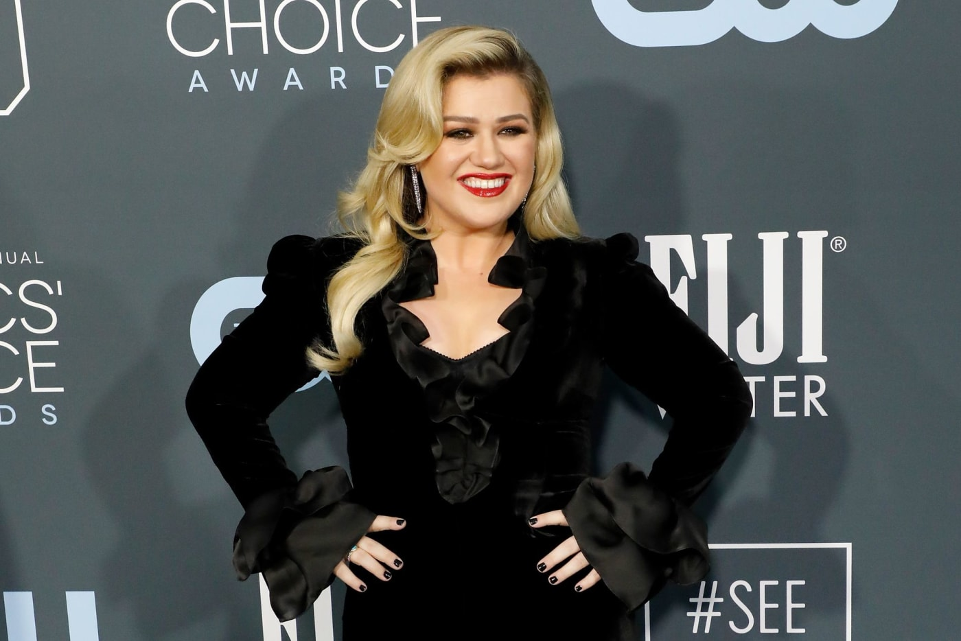 Kelly Clarkson at Choice Awards