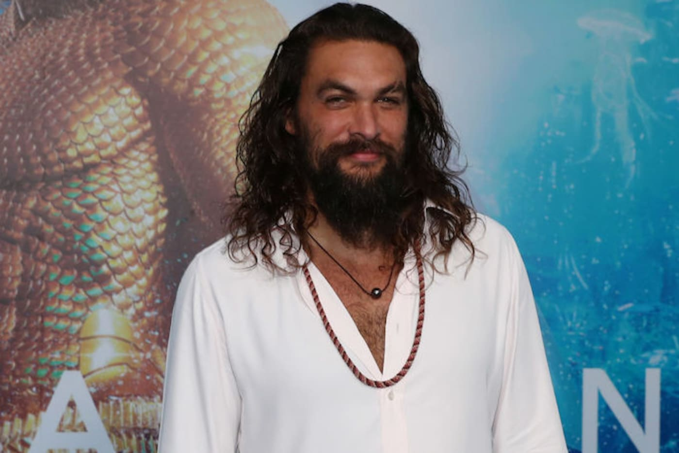 This is a picture of Jason Momoa.