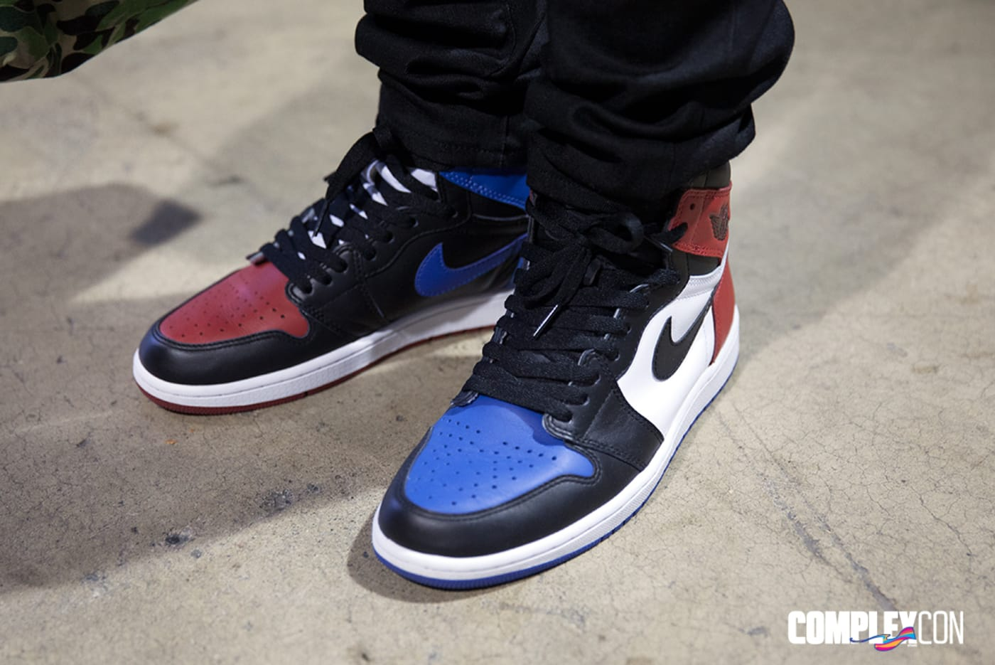 Top 3 Air Jordan 1 ComplexCon
