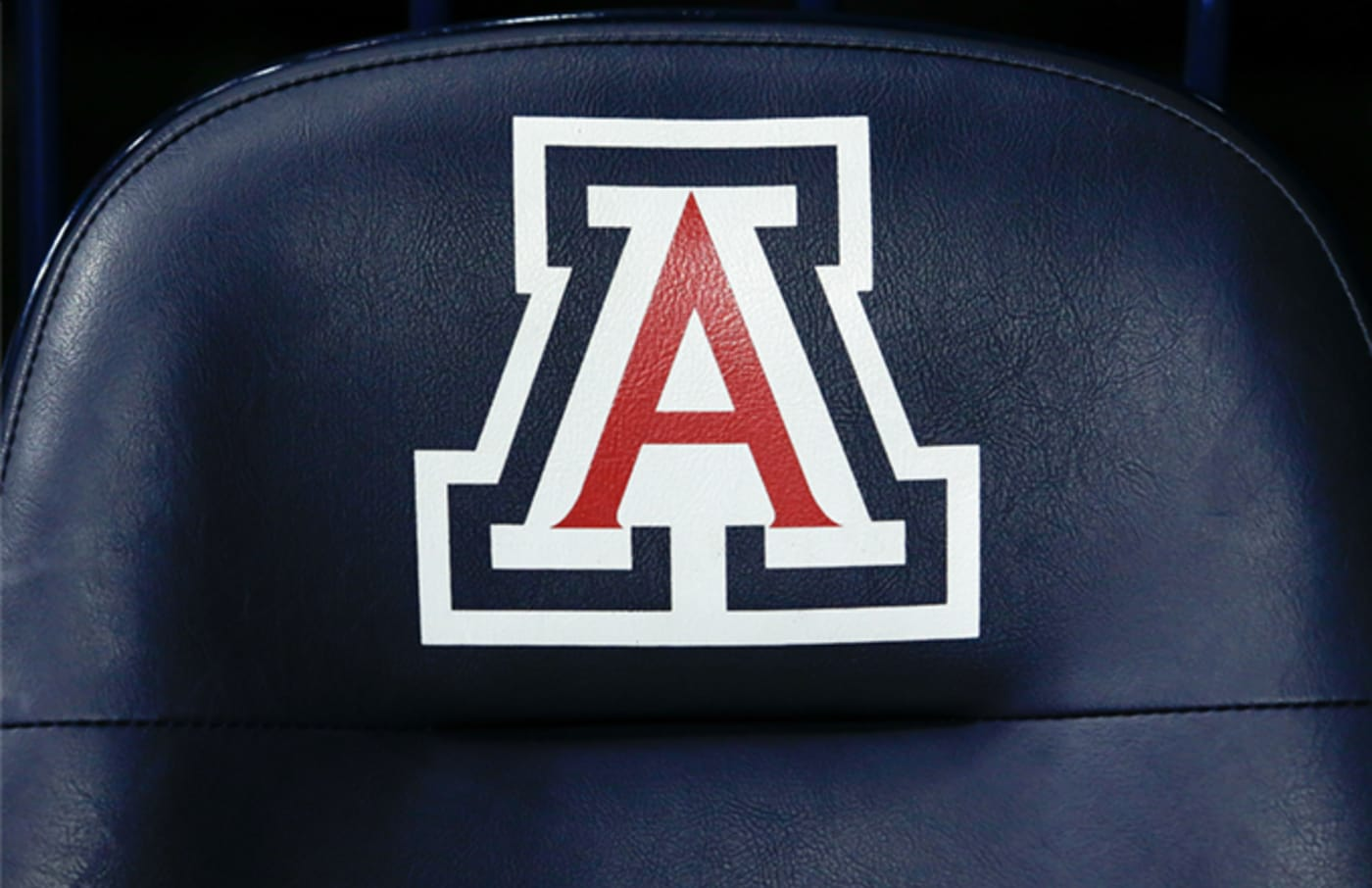 university arizona logo seat getty