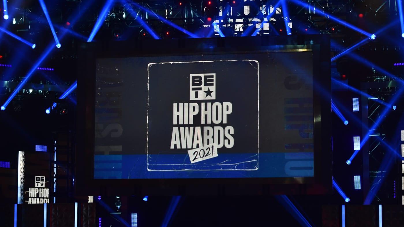 BET Hip Hop Awards 2021 logo