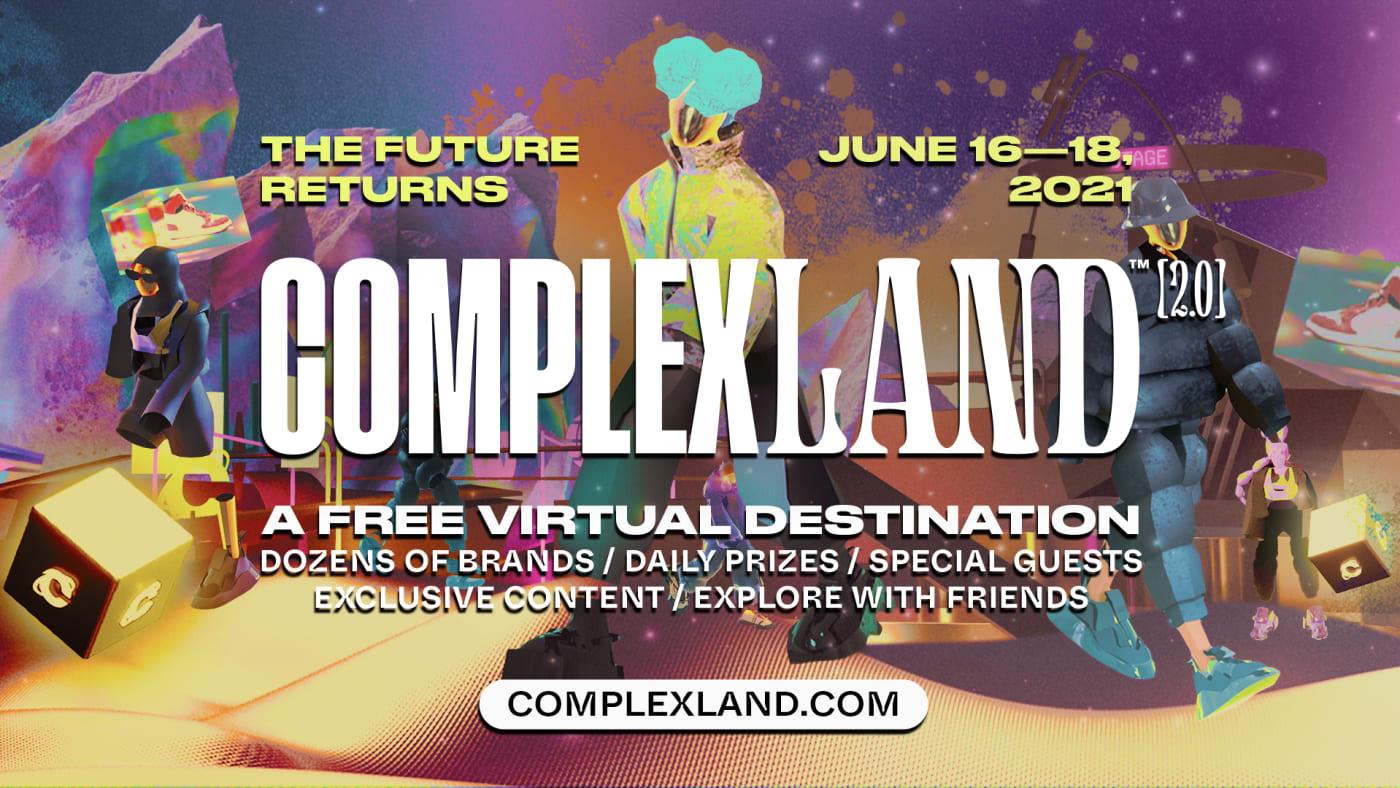 ComplexLand 2.0
