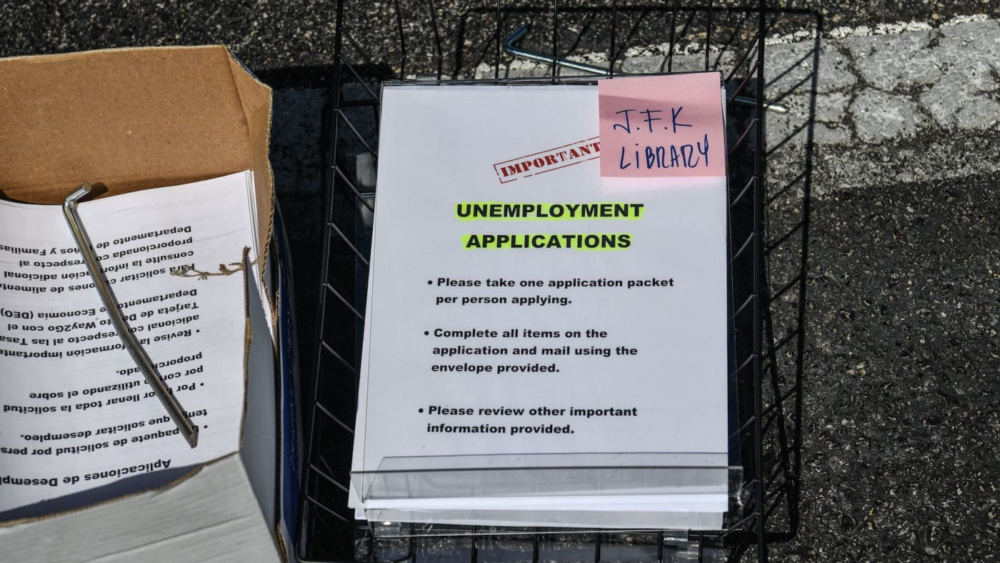 unemployment 30 mil