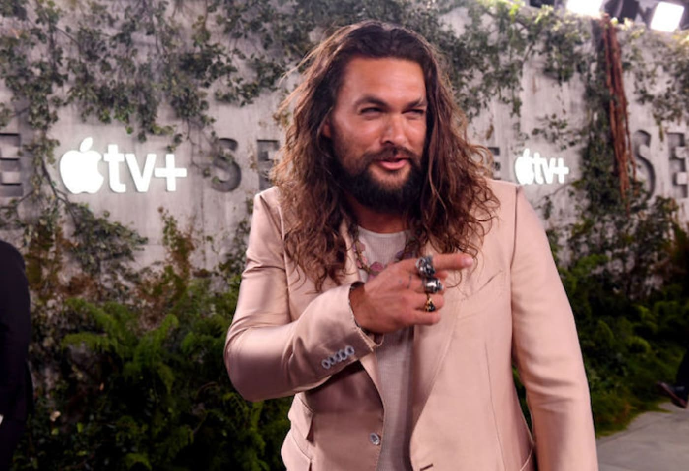This is a picture of Momoa.