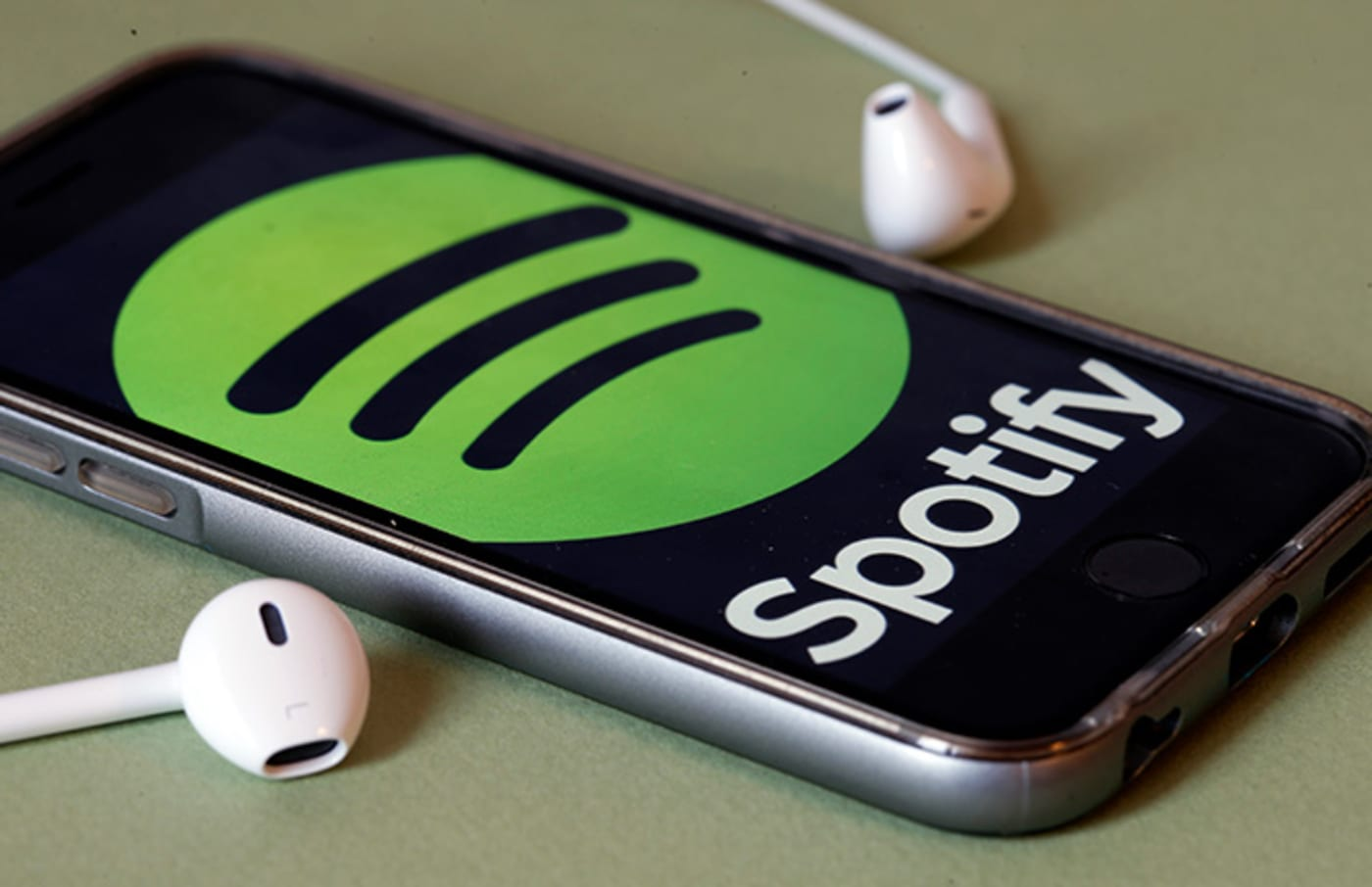 This is a photo of Spotify.