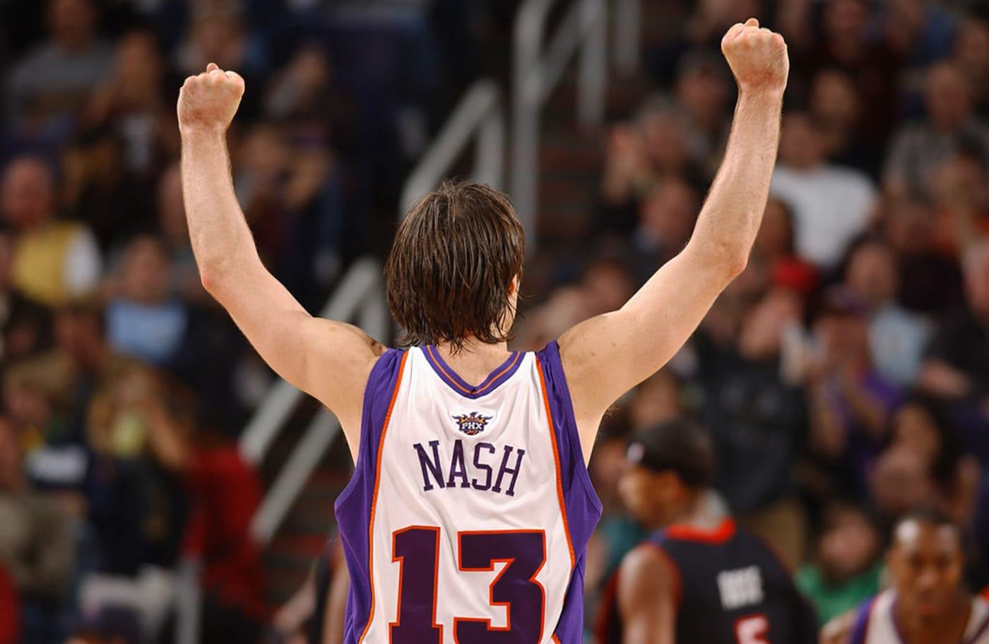 Steve Nash Suns Getty 2004