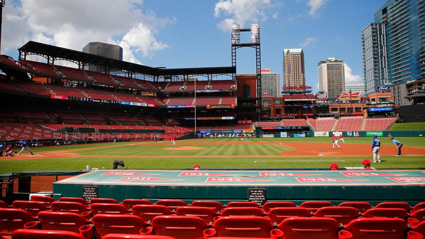 Empty Cardinals Stadium