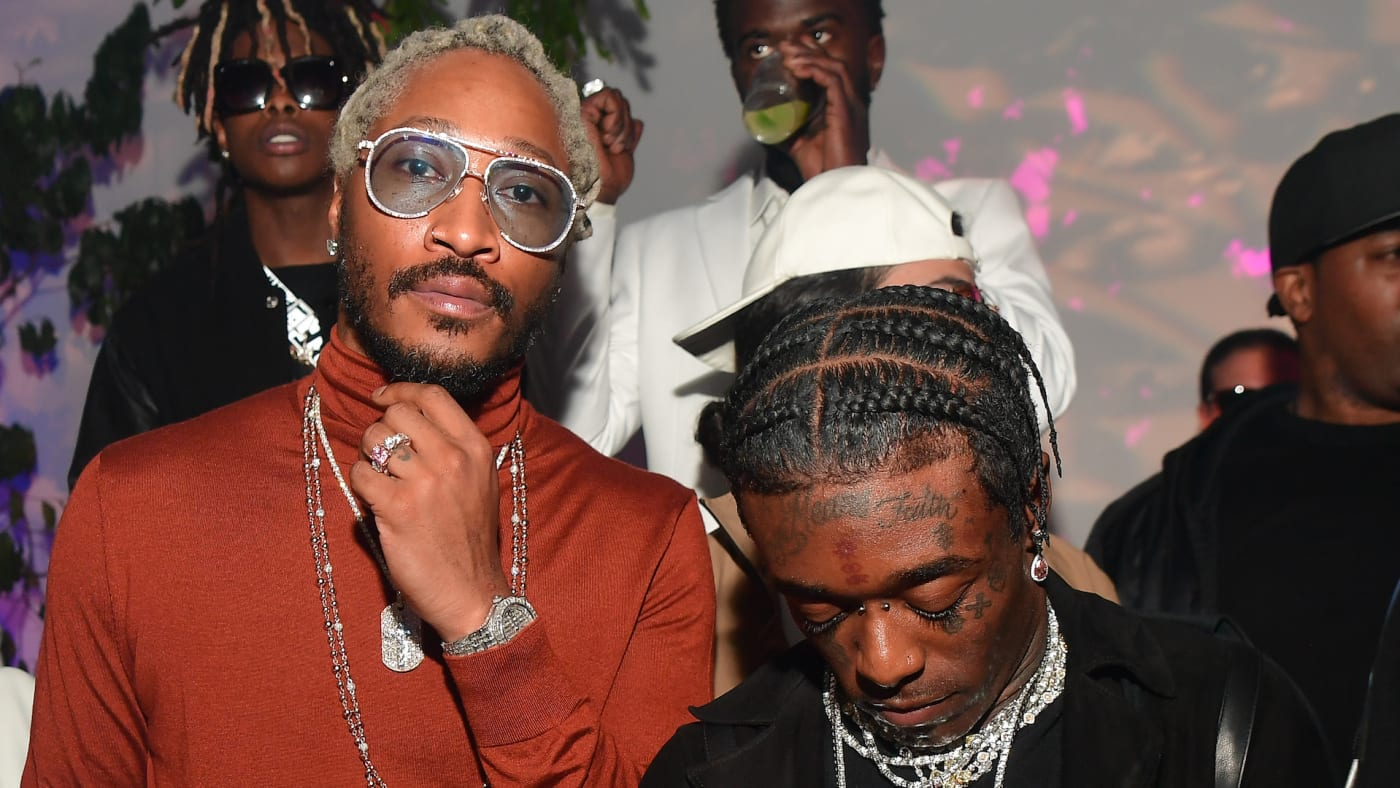Future and Lil Uzi Vert attend Forever or Never Birthday Celebration