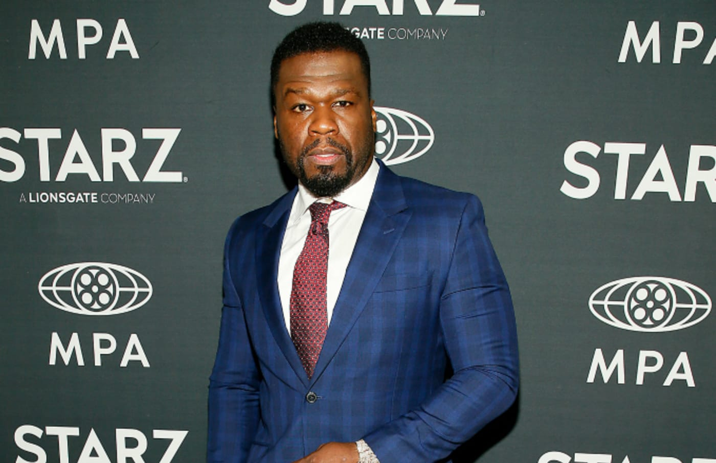 "Curtis ""50 Cent"" Jackson attends STARZ' ""Power"" season 6 Mid Season Finale"