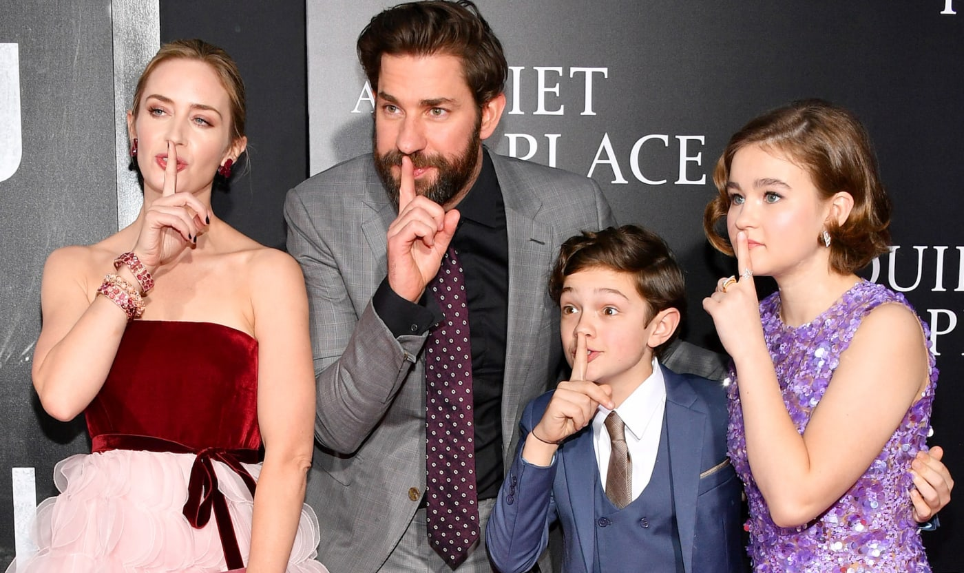 Quiet Place cast