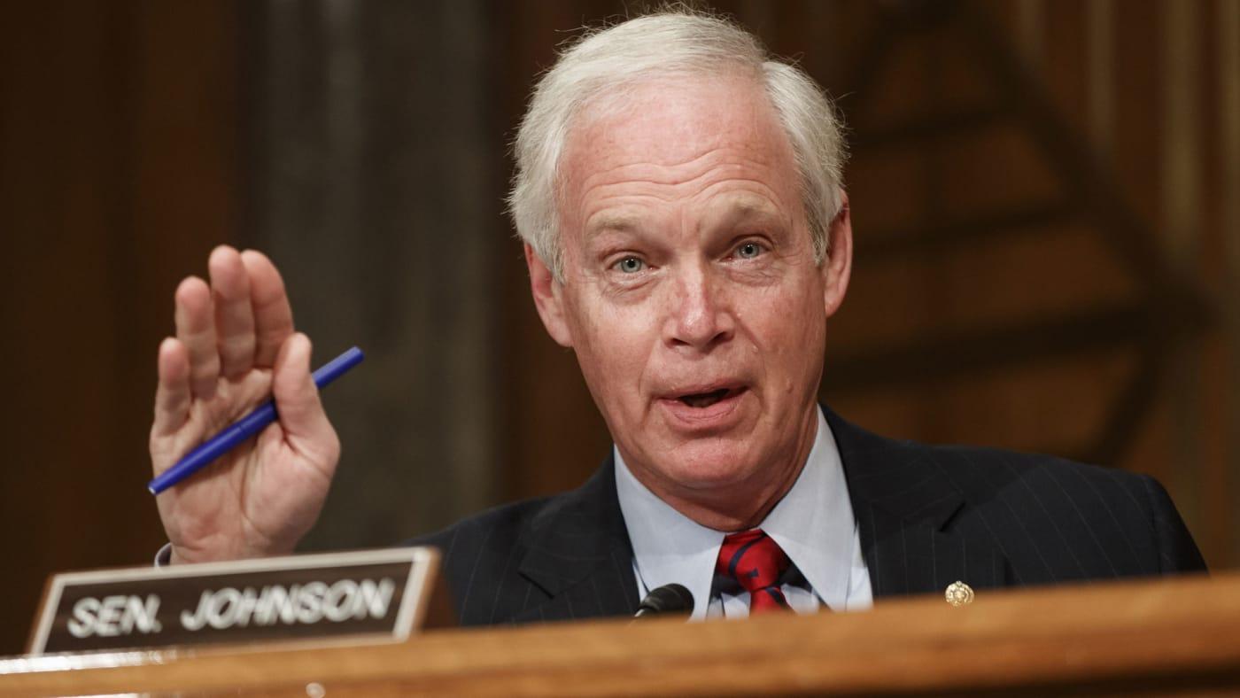 Wisconsin Senator Ron Johnson
