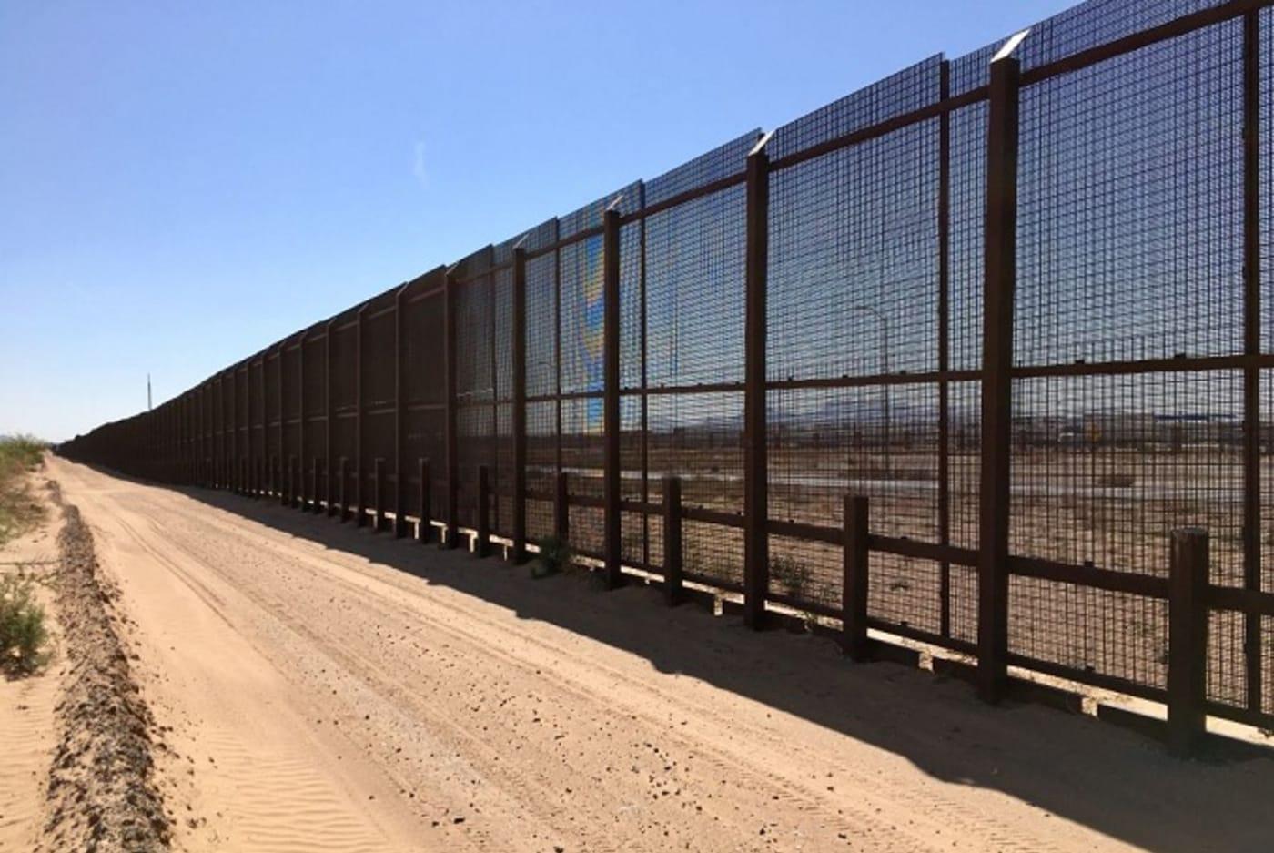 Mexico/U.S. border