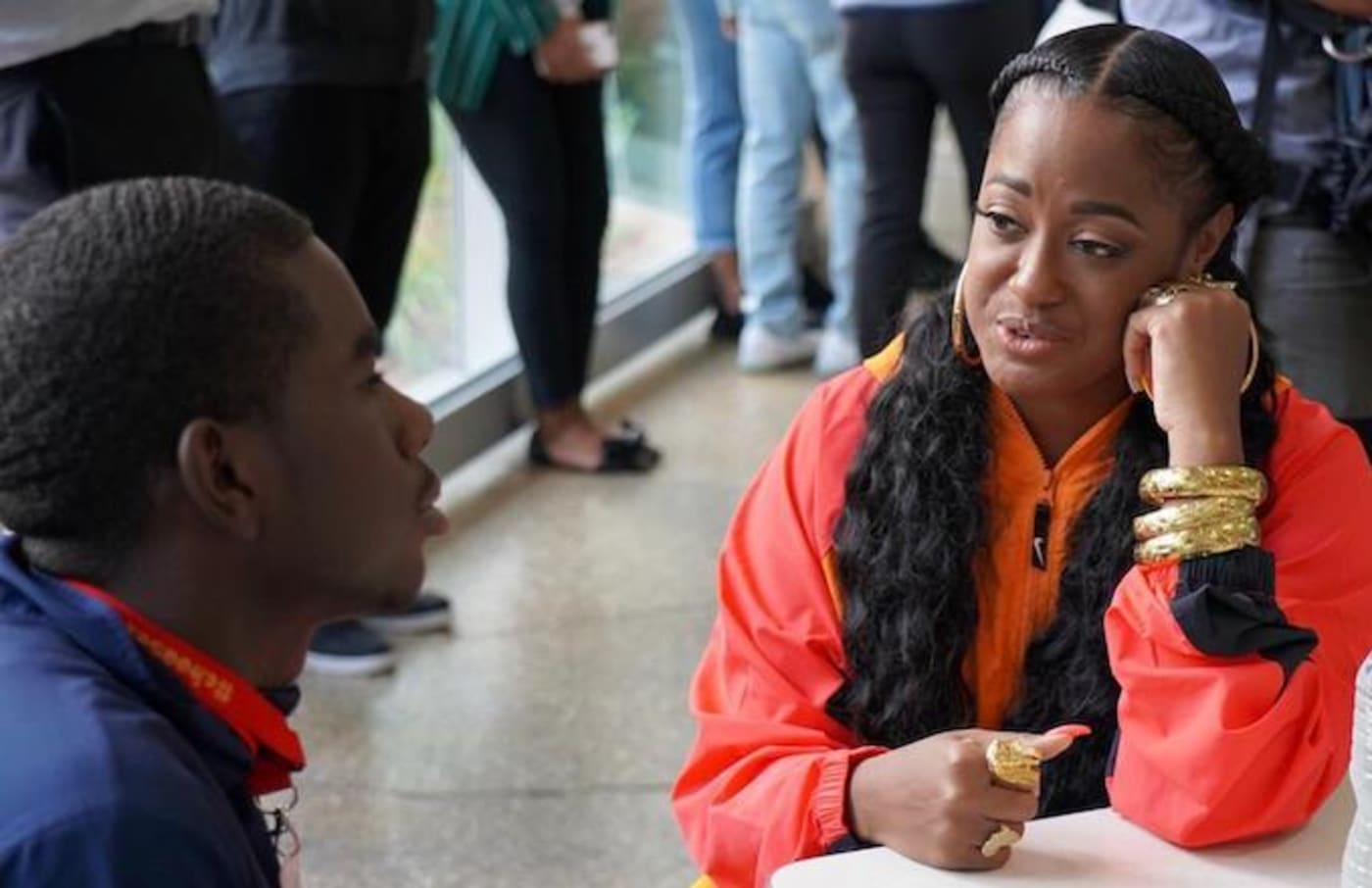 rapsody spearhead mentoring program chicago teenagers