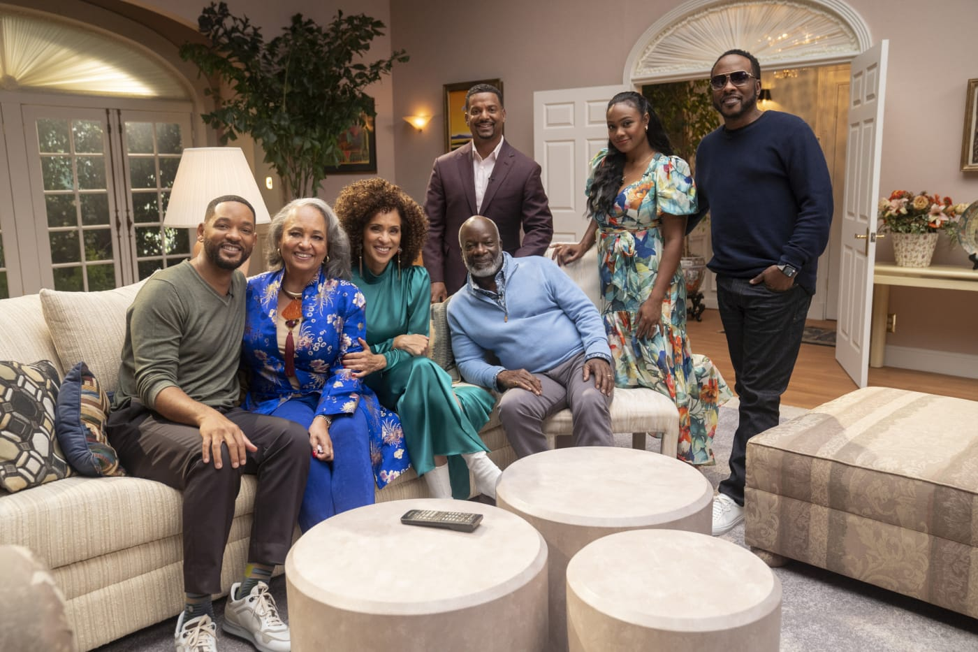 The Fresh Prince of Bel Air cast