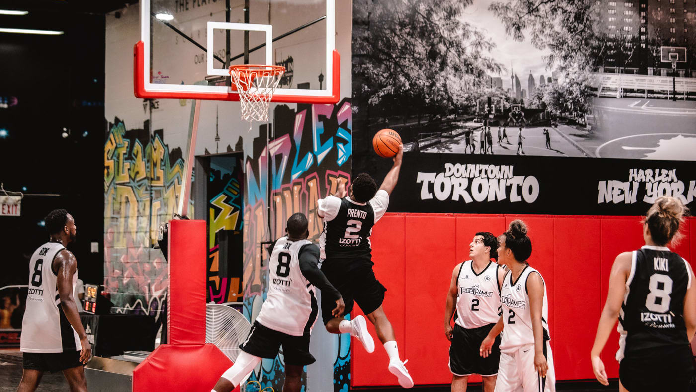 The World S Largest Privately Owned Basketball Complex Is In Toronto Complex Ca
