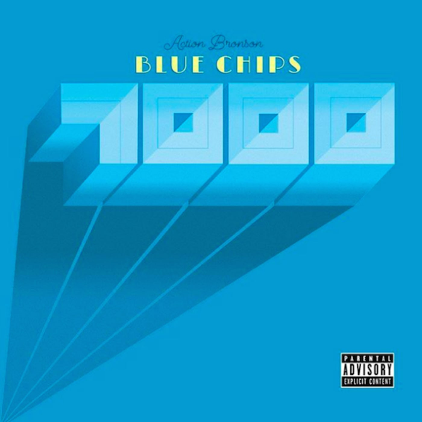 Action Bronson 'Blue Chips 7000'