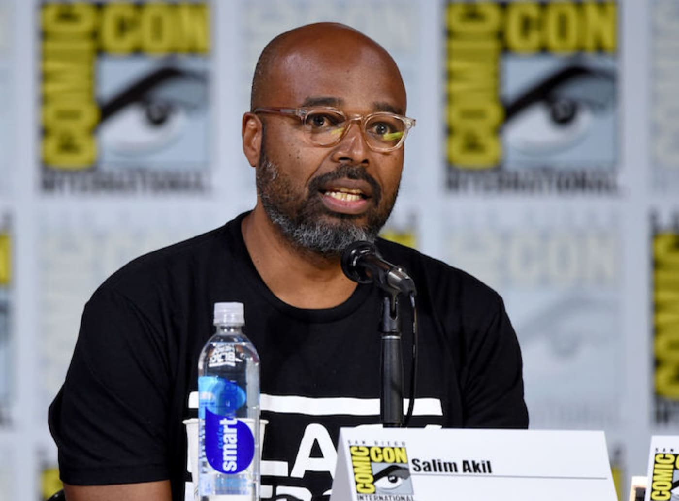 This is a picture of Salim Akil.