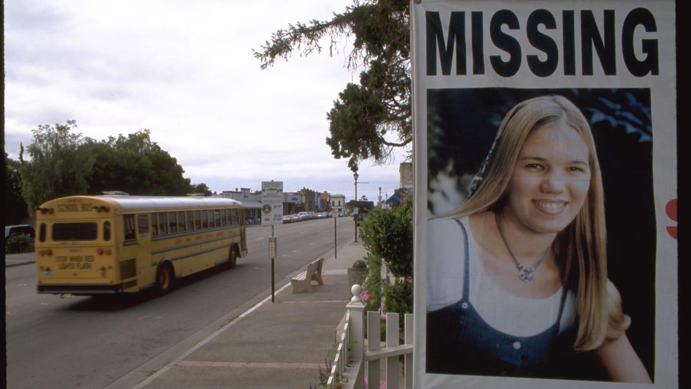 Missing poster for Kristin Smart.