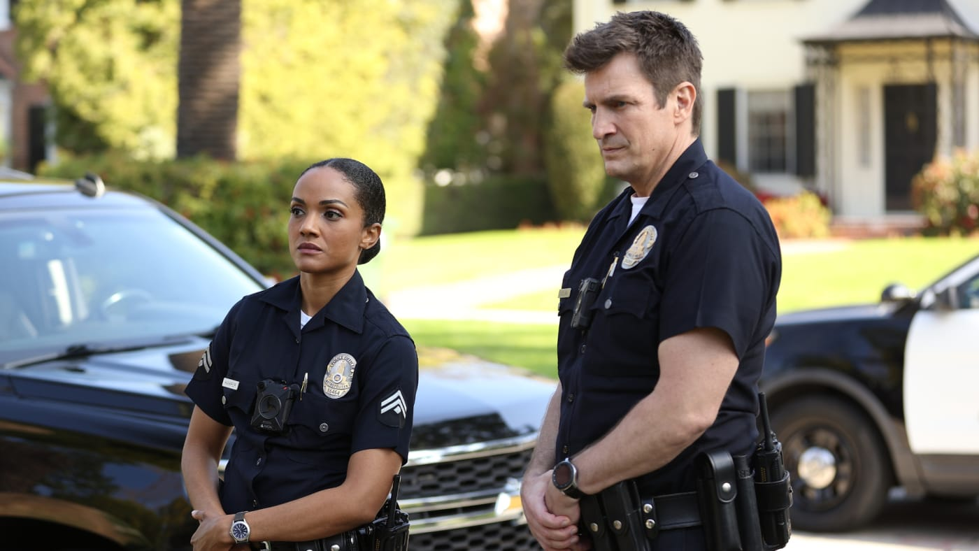 Officer Nolan, Officer Harper and Detective Lopez are assigned to a kidnapping.