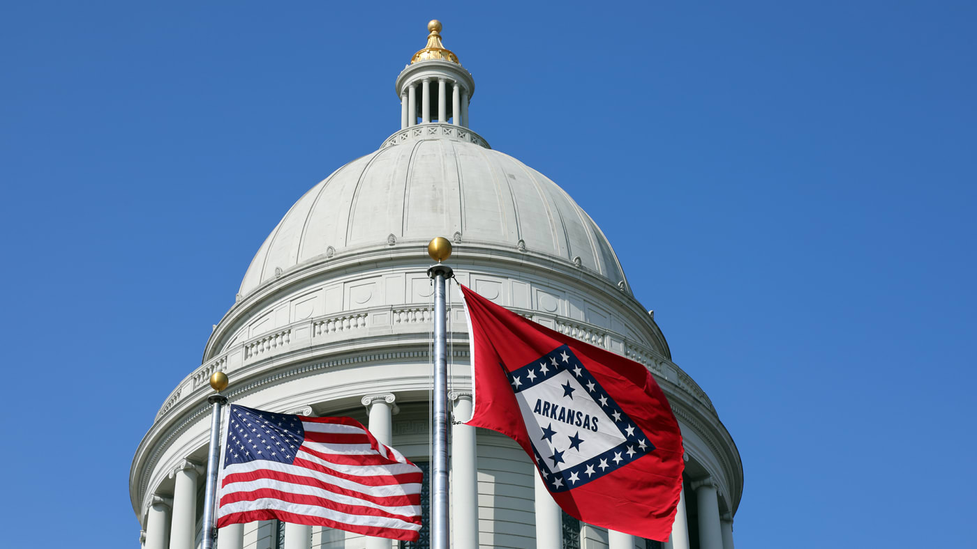 This is a photo of Arkansas