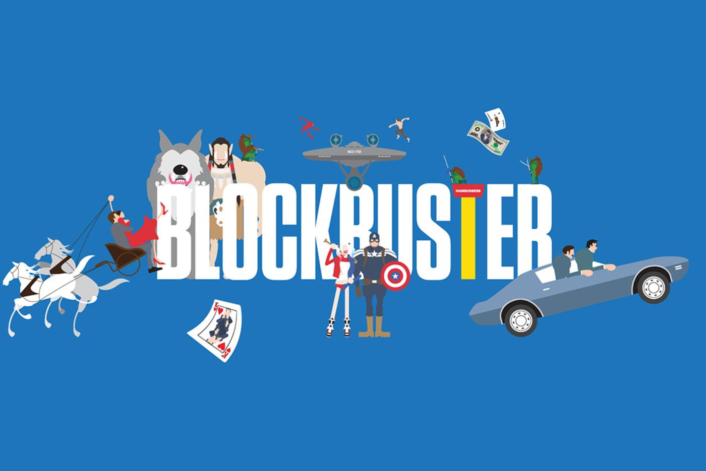 Blockbuster Movies 2016