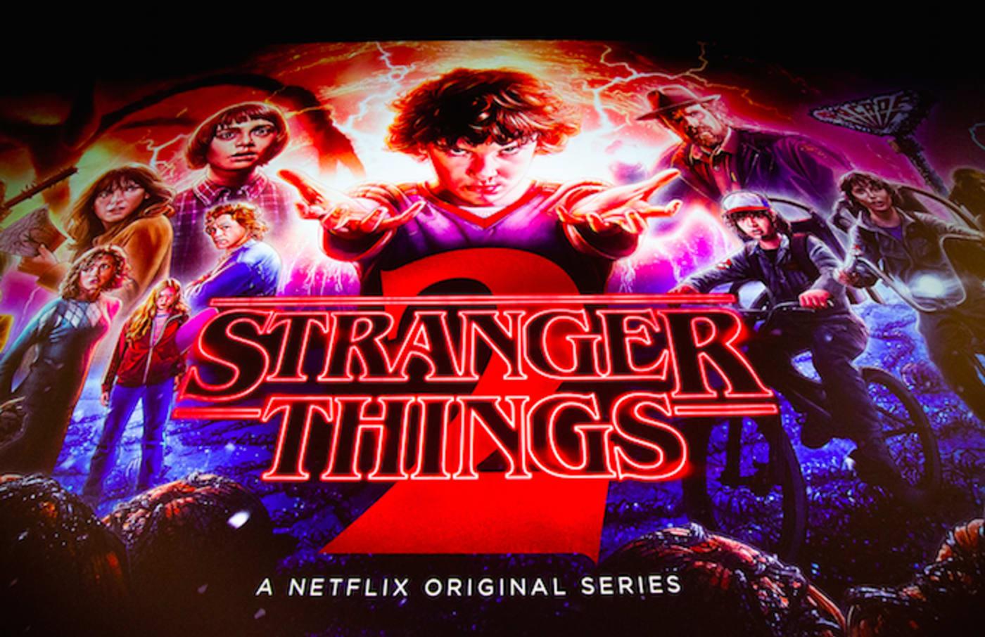 'Stranger Things'