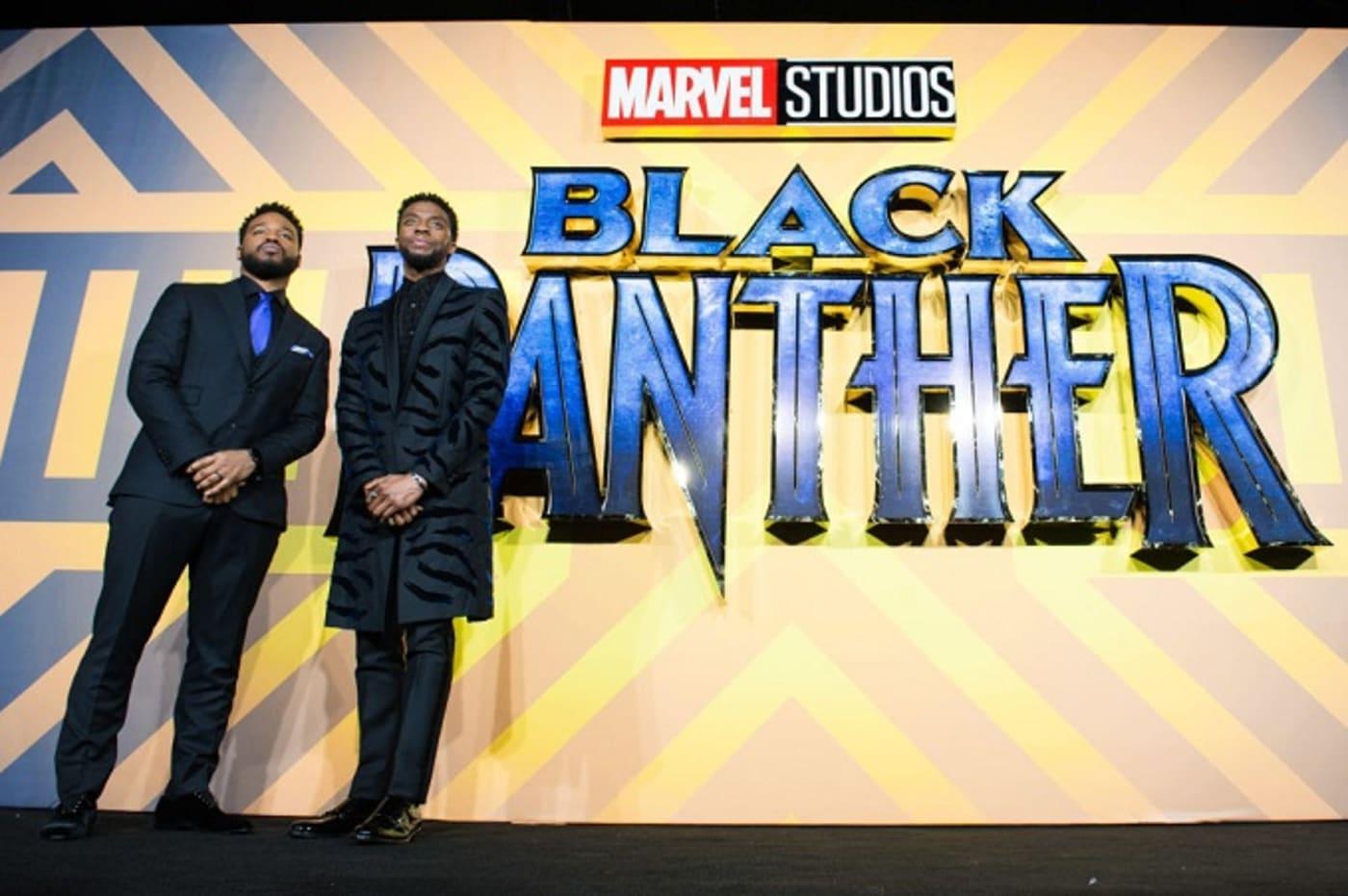 Black Panther's Ryan Coogler and Chadwick Boseman