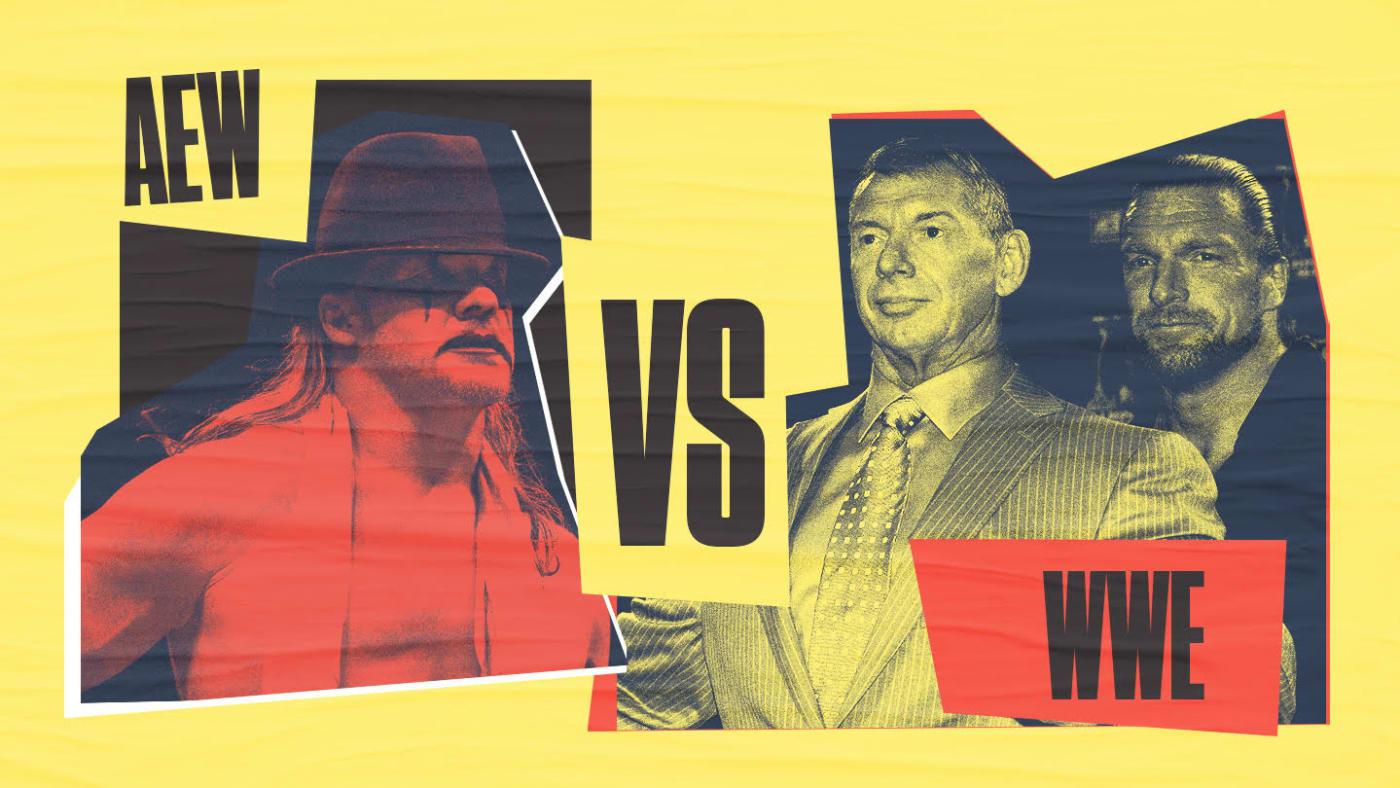 AEW vs WWE