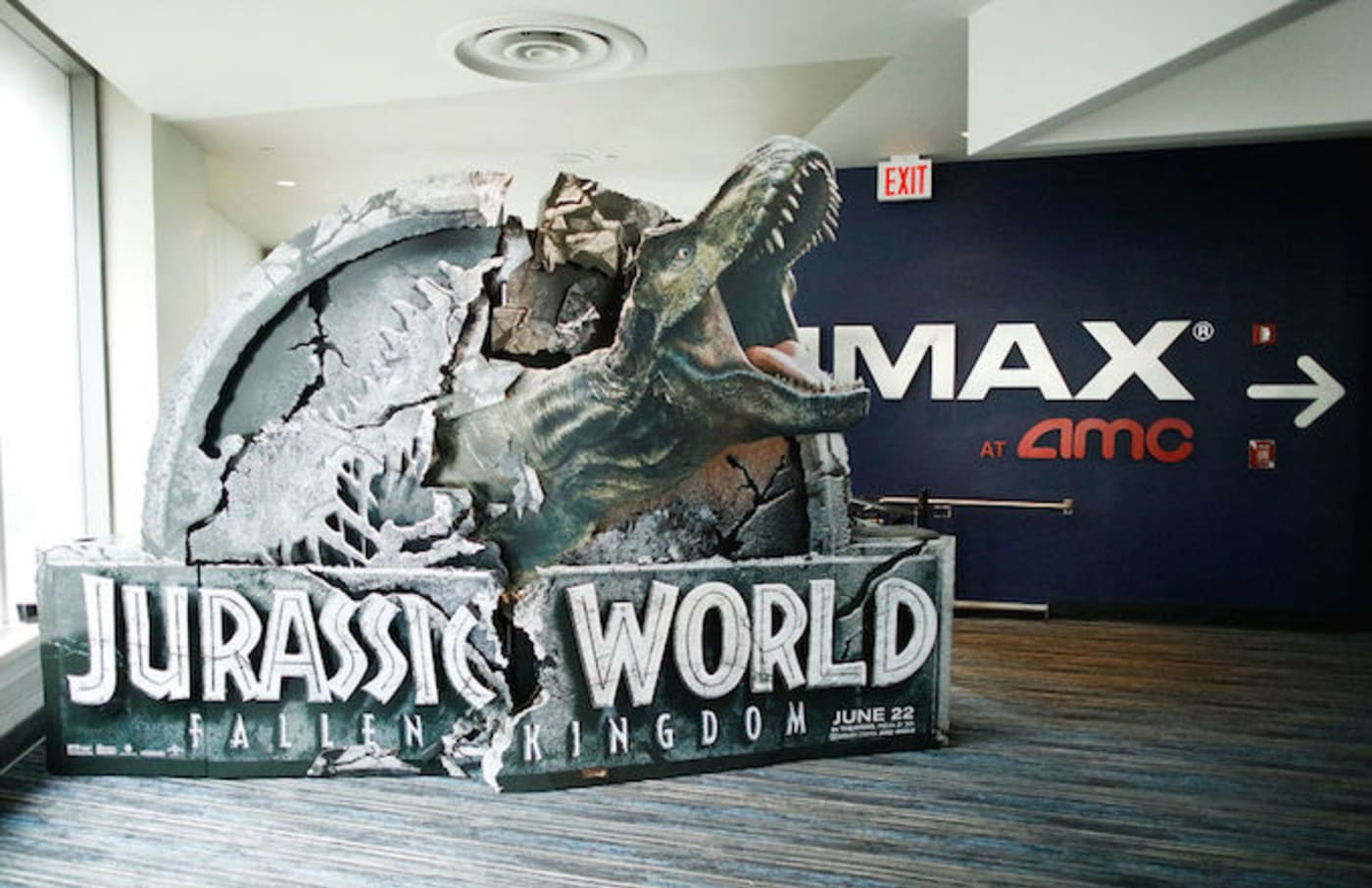 Jurassic World Weekend Two Numbers