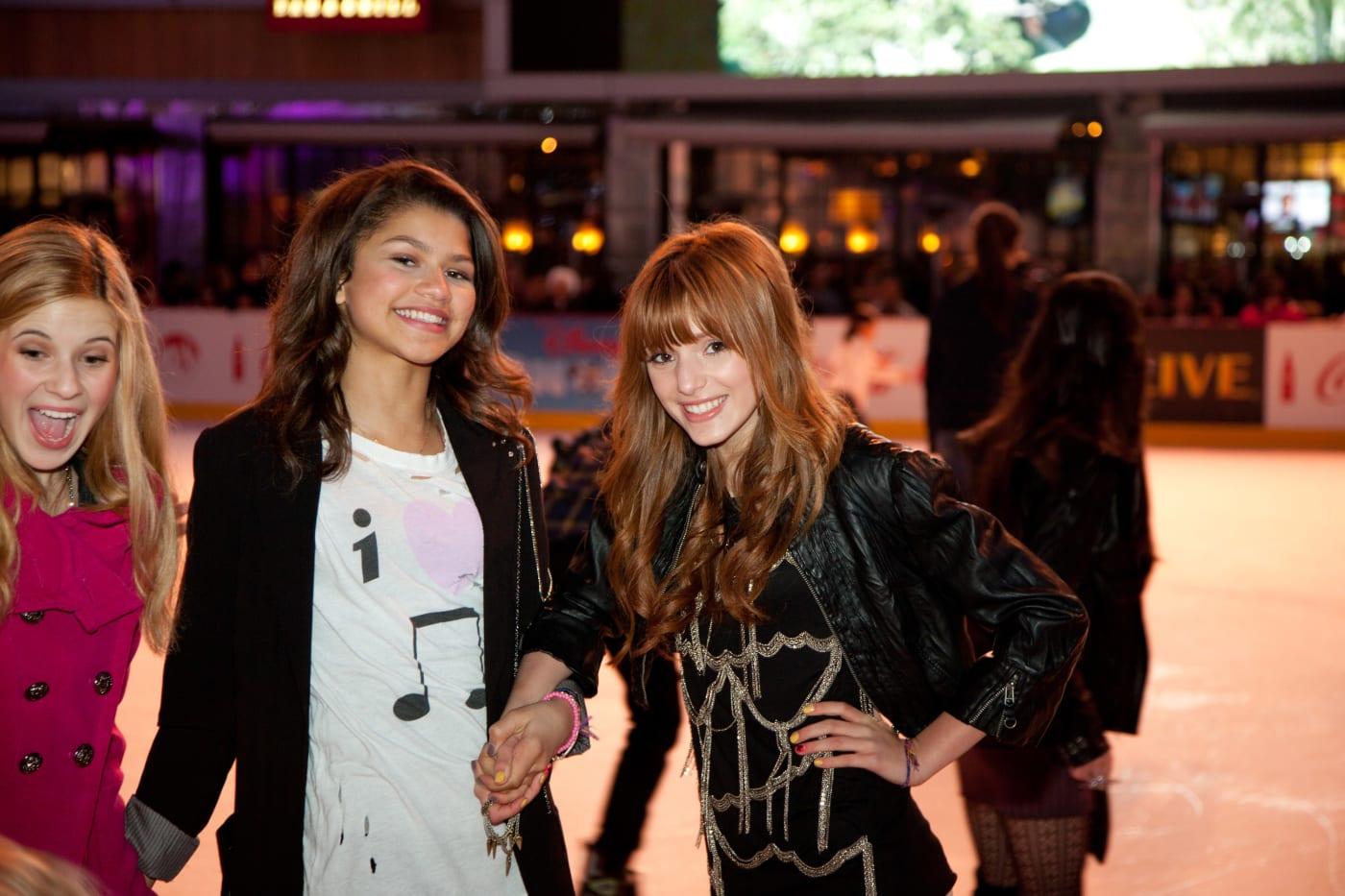 Bella Thorne and Zendaya