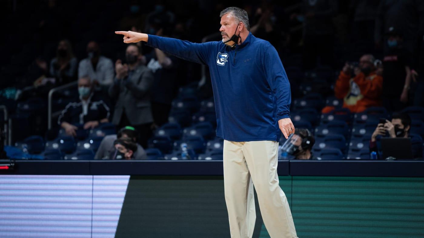 Creighton coach Greg McDermott