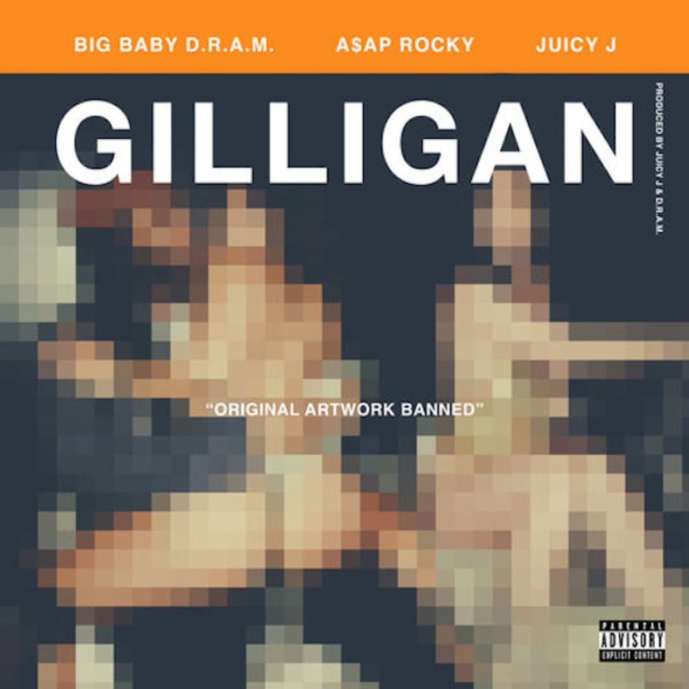 "D.R.A.M. ""Gilligan"" f/ ASAP Rocky and Juicy J"
