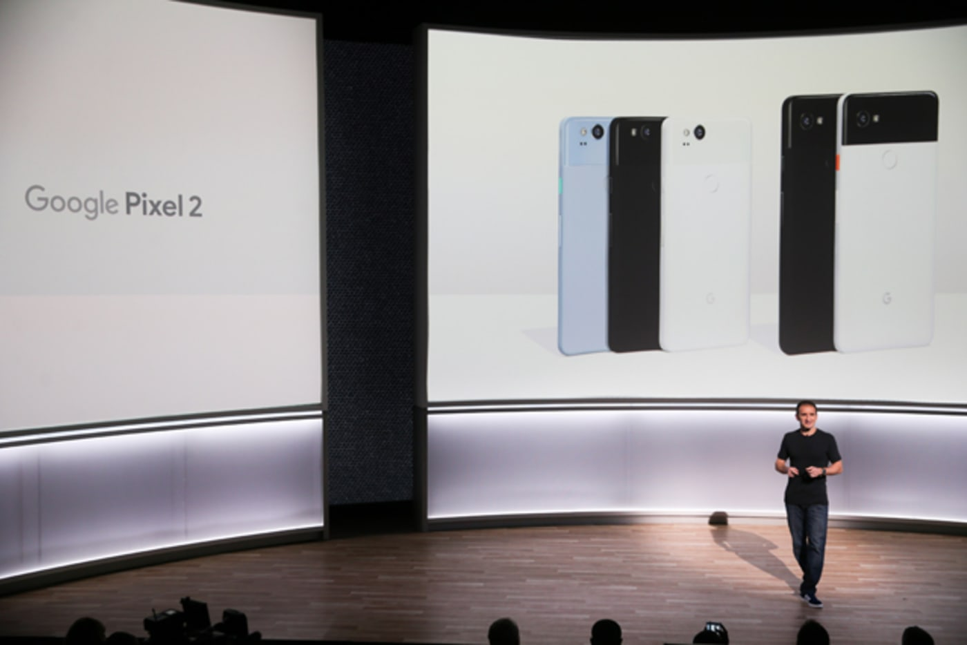 Google Pixel 2 announced