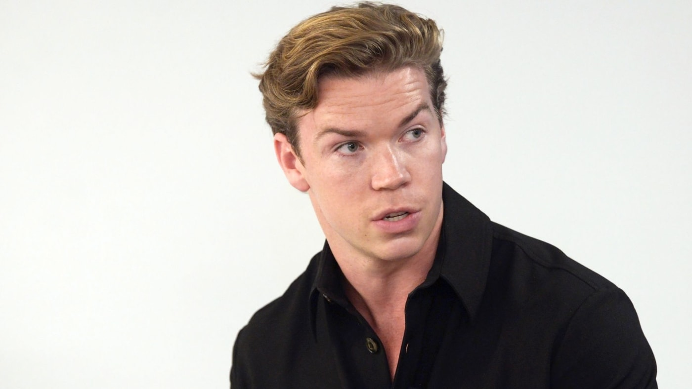 Will Poulter in an interview.
