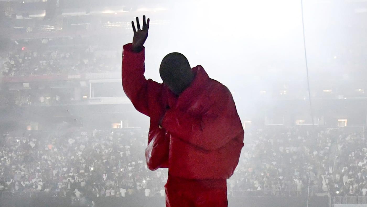 Kanye West in Atlanta