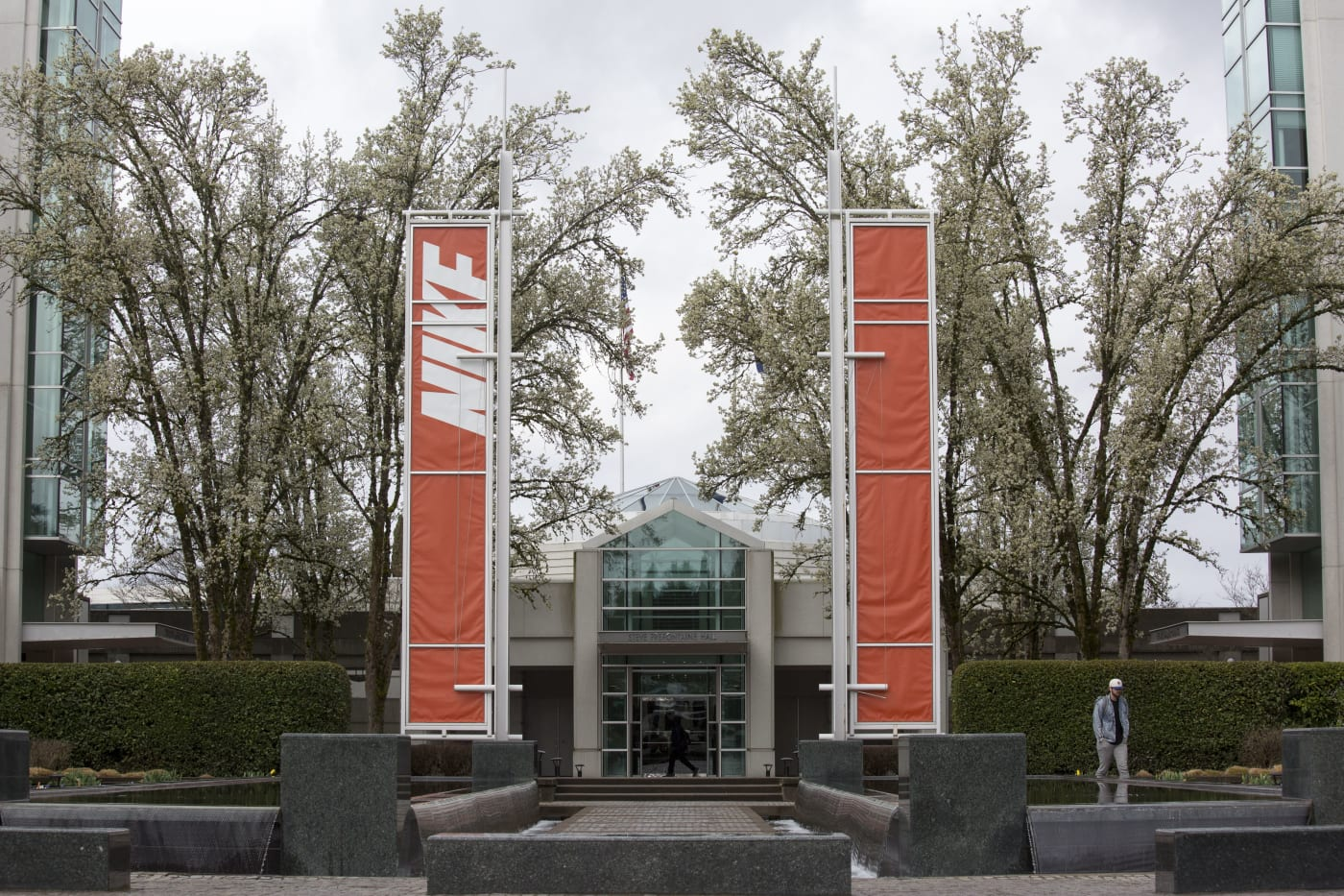 Nike World Headquarters Beaverton