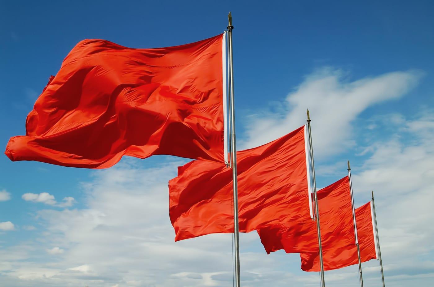 The Red Flag Twitter Memes Explainer