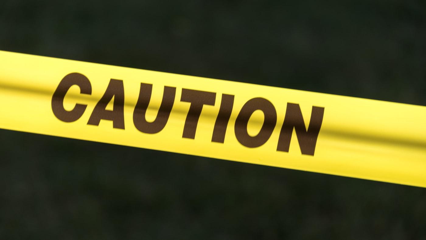 caution tape iowa