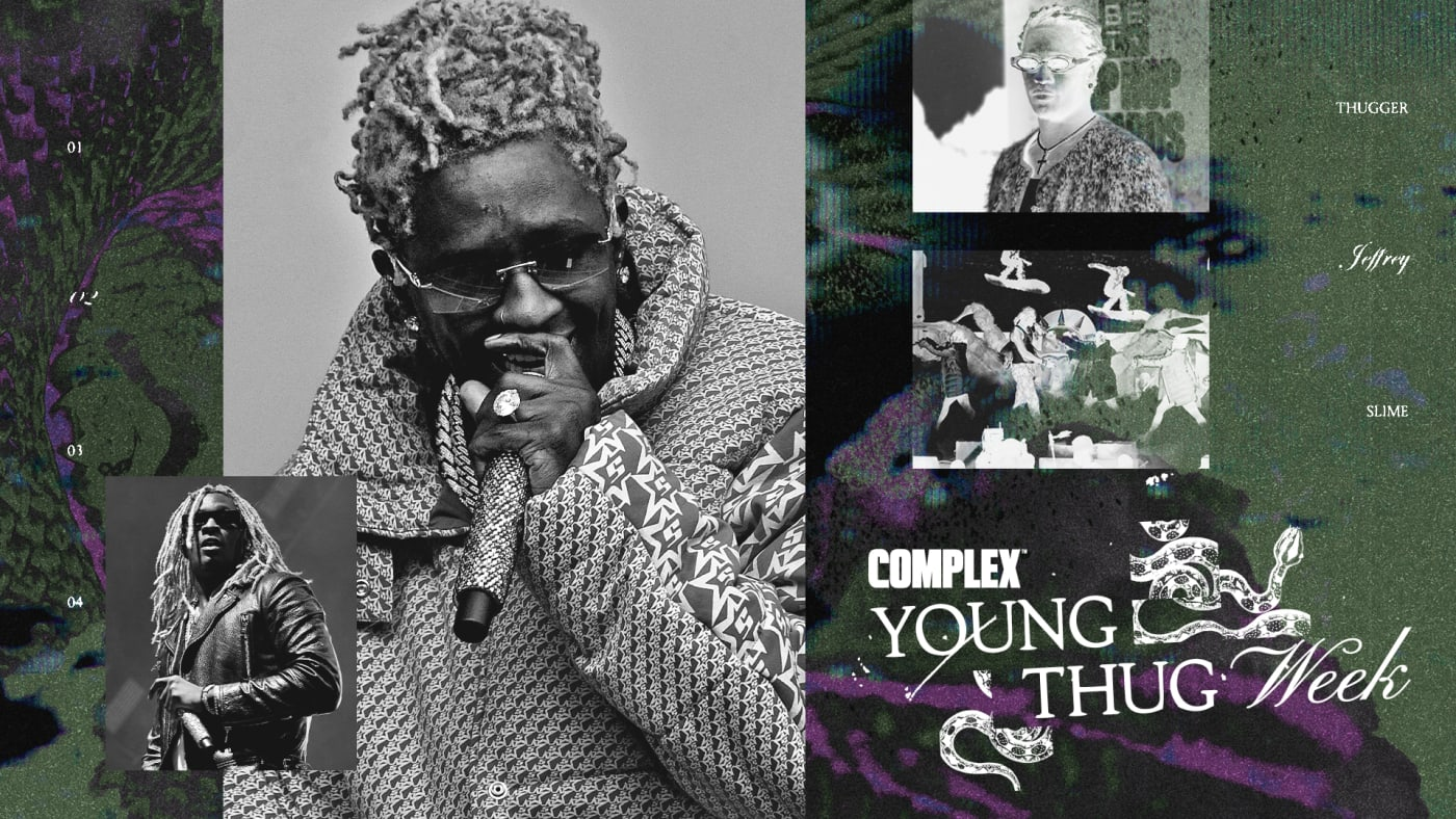 Why Young Thug Is an Icon / Young Thug Week at Complex