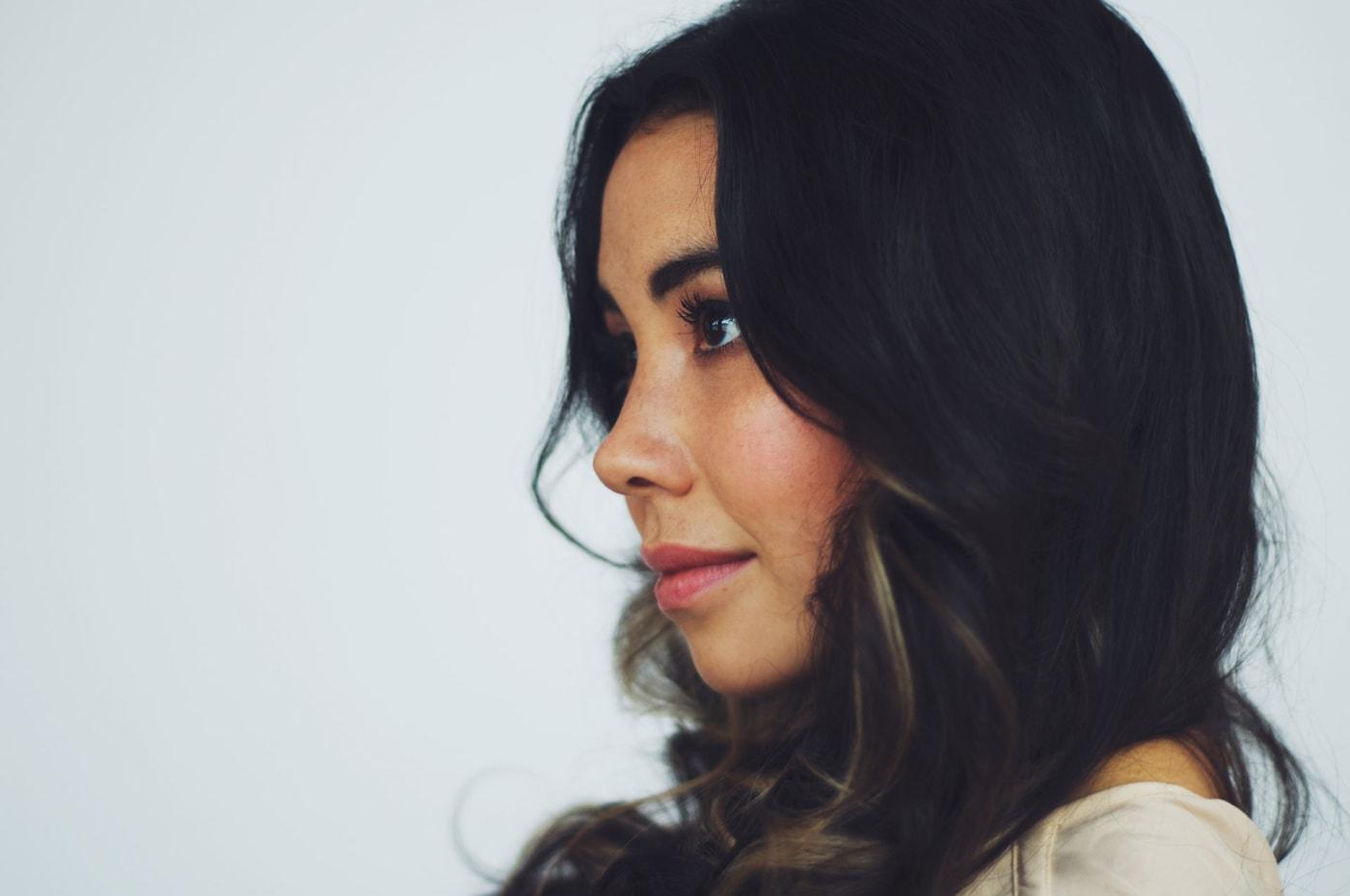Indigenous Canadian TikTok influencer Marika Sila