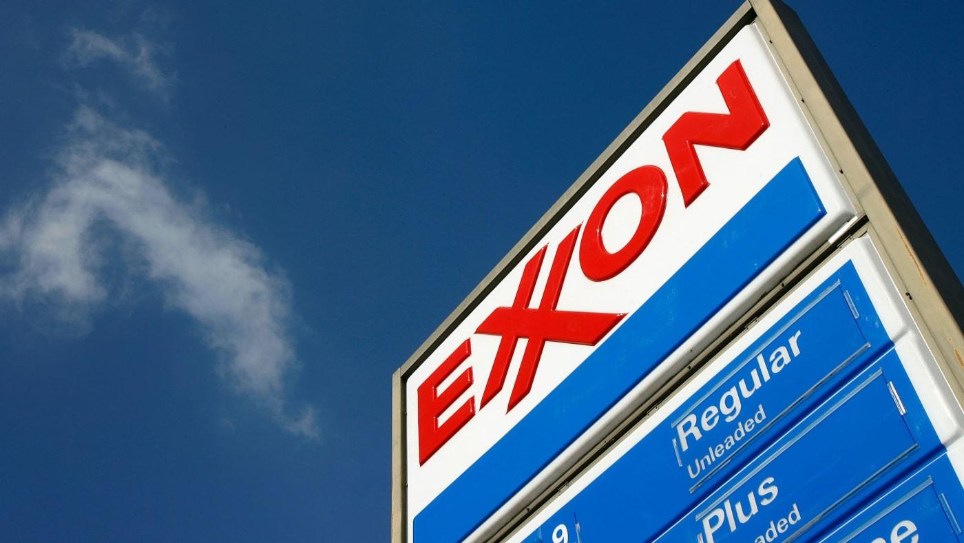 exxon racist