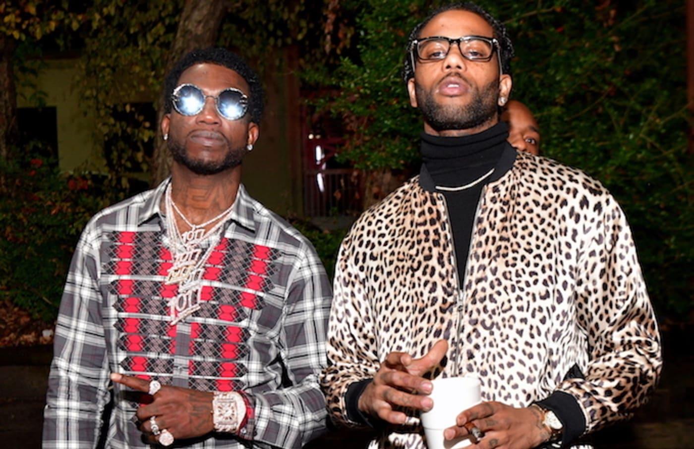 Gucci Mane and Hoodrich Pablo Juan